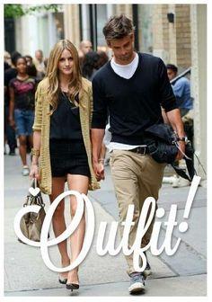 Inspiración de outfit de pareja.  sweetseasons.com.mx