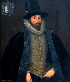Walter Hickman c.1600 @ Gainsborough Old Hall