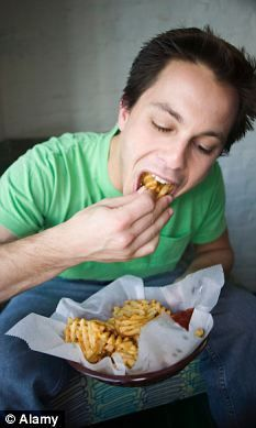 Male Infertility A-Z - Diet: Men who eat a lot of junk food could be damaging their fertility.