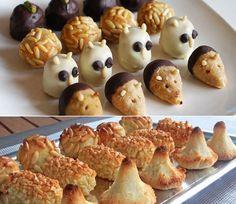 Recepta de panellets per fer amb nens / @totnens cuina creativa amb nens #panellets #receptapanellets