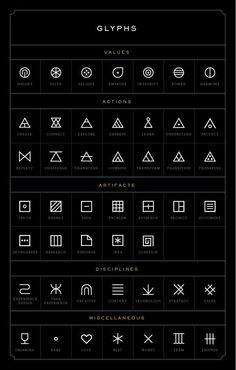 Minimal Tattoos — http://tattoos-ideas.net/symbol-tattoo-meanings/
