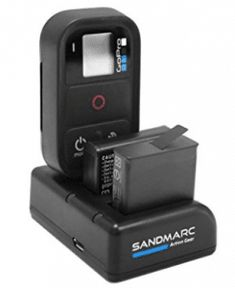 Shop for Sandmarc Procharge - Hero 5 Edition: Triple Charger For Gopro Hero 4 And Smart (wifi) Remote (hero 5 / 4 / Remote). Starting from Compare live & historic camera other accessory prices. Gopro Remote, Gopro Camera, Leica Camera, Nikon Dslr, Camera Gear, Film Camera, Gopro Hero 4 Black, Gopro Hero 5, Gopro Kamera