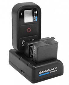 SANDMARC Procharge: Triple Charger for GoPro Hero 6 Gopro Remote, Gopro Camera, Leica Camera, Nikon Dslr, Camera Gear, Film Camera, Gopro Hero 4 Black, Gopro Hero 5, Gopro Kamera