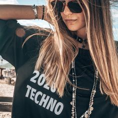 Festival Style, Festival Fashion, Berghain, Vacation Style, Techno, Fashion Brand, Rave, Cute Outfits, T Shirts For Women