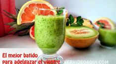 Posts in the Salud Category at Ver Video Aquí Weight Loss Drinks, Healthy Habits, Avocado Toast, Guacamole, Cantaloupe, Watermelon, Fruit, Breakfast, Ethnic Recipes