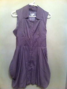 Vita Luna Brand Dress, Size Large (Runs Small).  SWAP or Sell $20, Shipping Included.