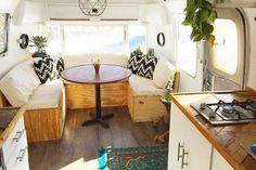 Fine Dining - 15 Airstreams From Pinterest We Want To Take On A Road Trip - Photos