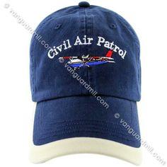 Civil Air Patrol: Ball Cap Navy with Cessna