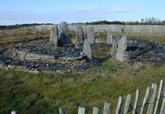 La Lande de Cojoux : Dolmens ouest à la Croix Saint-Pierre, Bretagne
