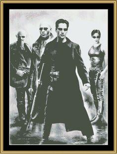 Matrix [READ-64] - $16.00 : Mystic Stitch Inc, The fine art of counted cross stitch patterns