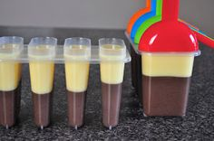 My Pinterest Affair: Pudding Pops - WW 1 +Pts