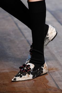 Dolce & Gabbana MFW autumn-winter 2014/2015