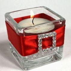 Cómo decorar una vela para navidad - Manualidades Gratis