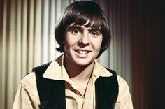 .....he was my first crush - along w/Peter Tork!  R.I.P. Davy Jones