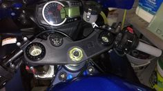 2011 - 2013 GSXR 600 750 Ohlins 30mm Kit with Thermosman Fork extenders - http://get.sm/yTmSXw3 #wera Used
