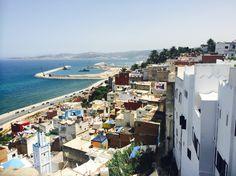 Quartiere di Medina a Tangeri