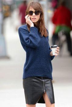 Stylish women, style secrets, Jane Birkin, fashion advice, Alexa Chung | Glamour UK