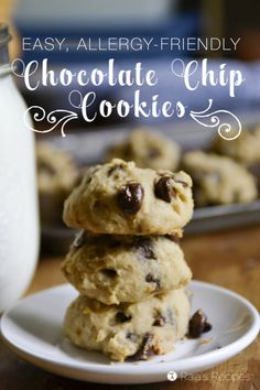 Nothing quite beats a good, easy chocolate chip cookie recipe. These…