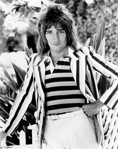 Rod Stewart Photos