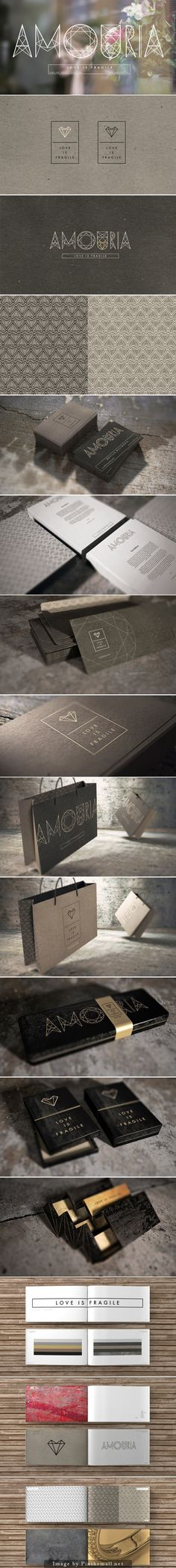 like the simple elegant text combined with the dark colour Brand Identity Design, Stationery Design, Corporate Design, Graphic Design Typography, Branding Design, Branding Ideas, Web Design, Love Design, Print Design