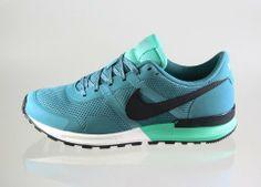 Nike Air Pegasus 83/30 (mineral teal / black - green glow - sail)