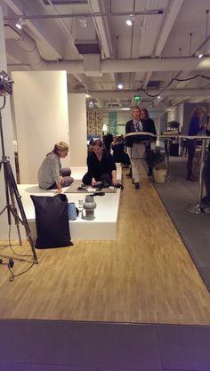 Workshop i Ilva Ishøj