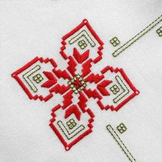 Beautiful Christmas detail on Giuliana Ricama Magazine #giulianaricama #giulianaricamarivista #ricamo #ricamoamano #ricamonatalizio… Hardanger Embroidery, Paper Embroidery, Doll Clothes Patterns, Clothing Patterns, Dress Patterns, Crochet Doily Patterns, Crochet Doilies, Cross Stitch Material, Point Lace