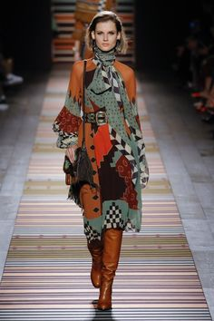 Etro | Ready-to-Wear - Autumn 2018 | Look 2