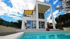 Испания, недорогая современная вилла в La Nucia, недвижимость в Испании ...