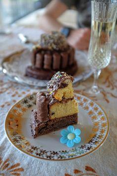 Gugelhopf und Twix-Schokoladenkuchen - photography - food Ⓒ PASTELPIX