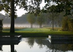 Belgian landscape architect - Van der Hilst