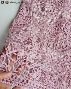 VK is the largest European social network with more than 100 million active users. Crochet Square Pattern, Crochet Diagram, Crochet Motif, Crochet Shawl, Crochet Lace, Crochet Patterns, Crochet Skirts, Crochet Clothes, Sewing Stitches