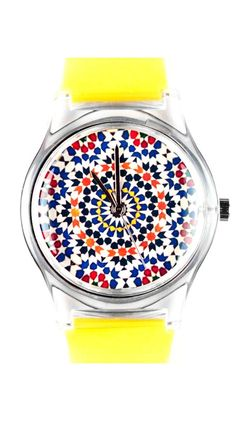 I would never take this watch off.