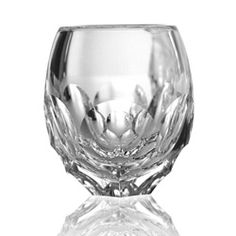 Steuben Glass: Tortoise Double Old Fashioned Glass