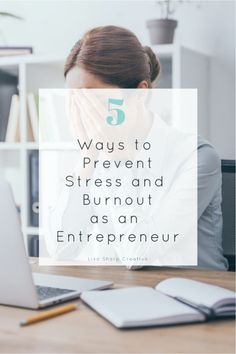 Doing something you love doesn't prevent burnout or stress. Entrepreneurs need to take care of themselves to be sure not to fall victim to burnout and stress. Motivation Goals, Motivation Inspiration, Stress Burnout, Productive Things To Do, Business Motivational Quotes, Productivity Quotes, Learning To Say No, Reduce Stress, Stress Management