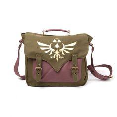 Legend of Zelda Triforce Messenger Bag from Gamerabilia £29.99