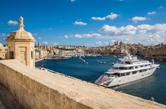 Fort Saint Angelo is a large bastioned fort in #Birgu Malta located at the centre of the Grand #Harbour. It was originally built in the #medieval period as a #castle called the Castrum Maris or the Castello al Mare.  Featured Photographer: @micagius  Tag your #photos with #MaltaPhotography to get a chance to be #featured on @maltaphotography - http://ift.tt/1fpoK0v  #Afternoon #holiday #friday #weekend #boat #yacht #history #old #picturesque #colours #island #jj #Malta #Photography…