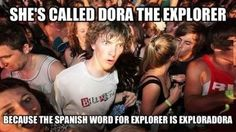 Dora the exploradora