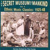 Secret Museum of Mankind: Ethnic Music Classics, Vol. 4 [CD]