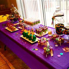 Mardi Gras Baby Shower EventsByCenterpiece