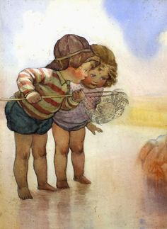 Susan Beatrice Pearse  (1878 - 1980) was a British children's book illustrator, who became known through the Ameliaranne series. This series was published between 1920 and 1950 by George G. Harrap, London.