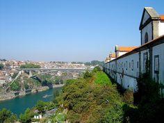 Mosteiro da Serra do Pilar - Vila Nova de Gaia - Portugal