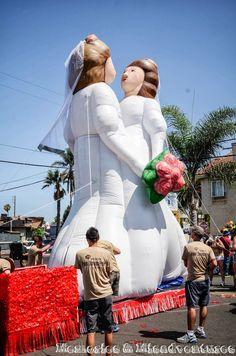 Gay Pride Parade San Diego 2013