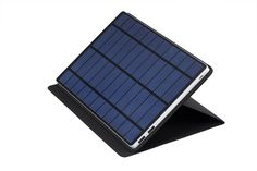 Solartab: The premium solar charger. Charges even tablets!  For $119 you get the most powerful package around – perfect for camping, backpacking and beach life:  ☀️ Tablet sized solar charger with 5.5W solar panel ☀️ Huge built-in 13,000 mAh battery to store power for later ☀️ Two USB ports that detect your device so it charges at maximum speed ☀️ Intergrated cover that increases charging efficiency ☀️ Charges iPad, Samsung Galaxy, iPhone, Kindle etc ☀️ Comes with a wall charger for rainy da...