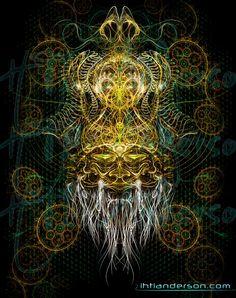 "Цифровое искусство   IhtiAnderson.net - ""Visionery искусства"" от Ihtianderson"