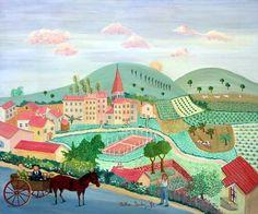 Cellia Saubry à la Galerie Roussard, Montmartre