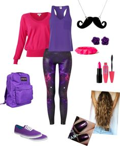 """""""Galaxy 33"""" by mariergaudet ❤ liked on Polyvore"""