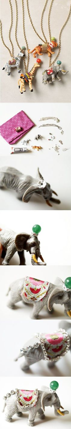 Party Animal Necklace