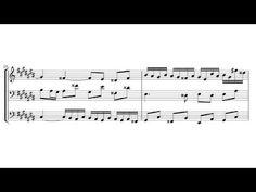 06 KIMIKO ISHIZAKA   The Well Tempered Clavier, Book 1  Fugue No  3 in C... Book 1, The Voice, My Books, Sheet Music, Wellness, Album, Math, Keyboard, Music Score