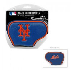 New York Mets Golf Blade Putter Cover